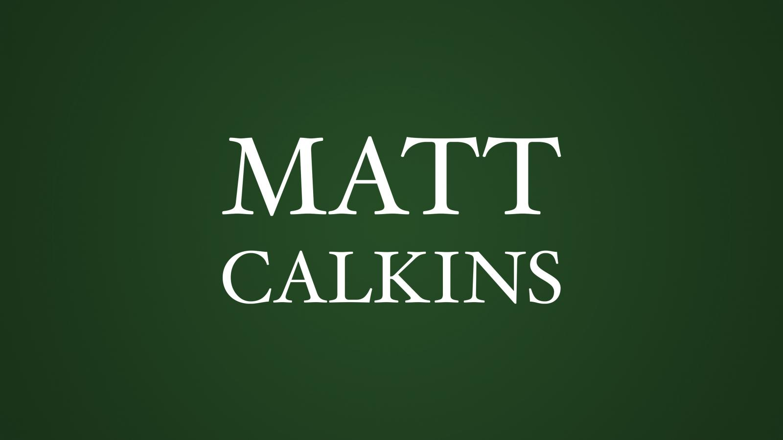 Matt Calkins